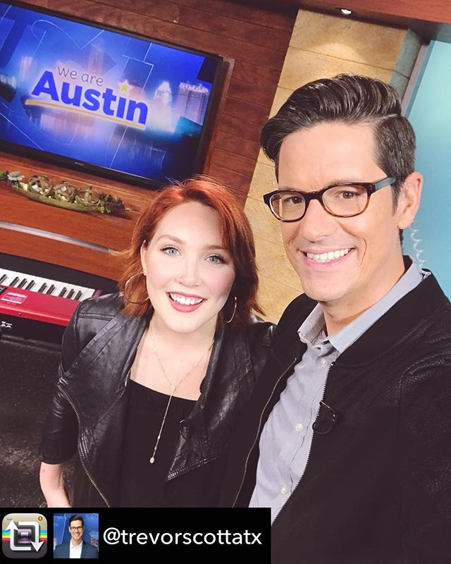 #fbf If you still haven't seen the live interview and acoustic version of my newest single COMING SOON, go to the link in my bio! Thanks again to @trevorscottatx and @weareaustin for having me! . . . . . . . #atx #texas #512 #austinartist #songwriter #singer #singersongwriter #live #livemusic #weareaustin #cbsaustin #instagood #instadaily #commentforcomment #f4f #l4l #c4c #like4like #likeall #liking #followforfollow #follow4follow #followers #followher #comment #commentbelow #shoutout