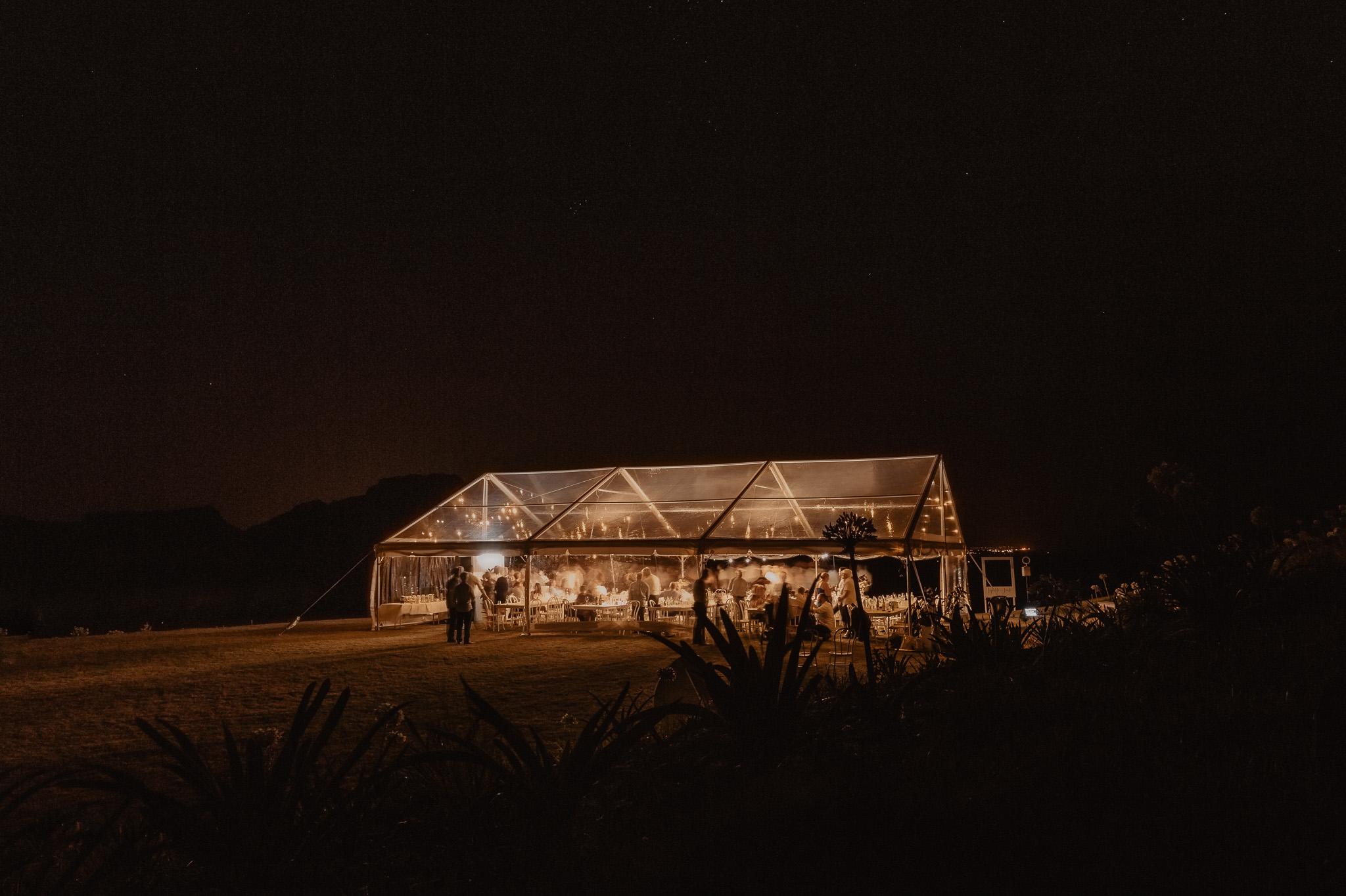 Wedding Marquee & Furniture Hire. Lynell & Josh's Wedding Hawkes Bay.