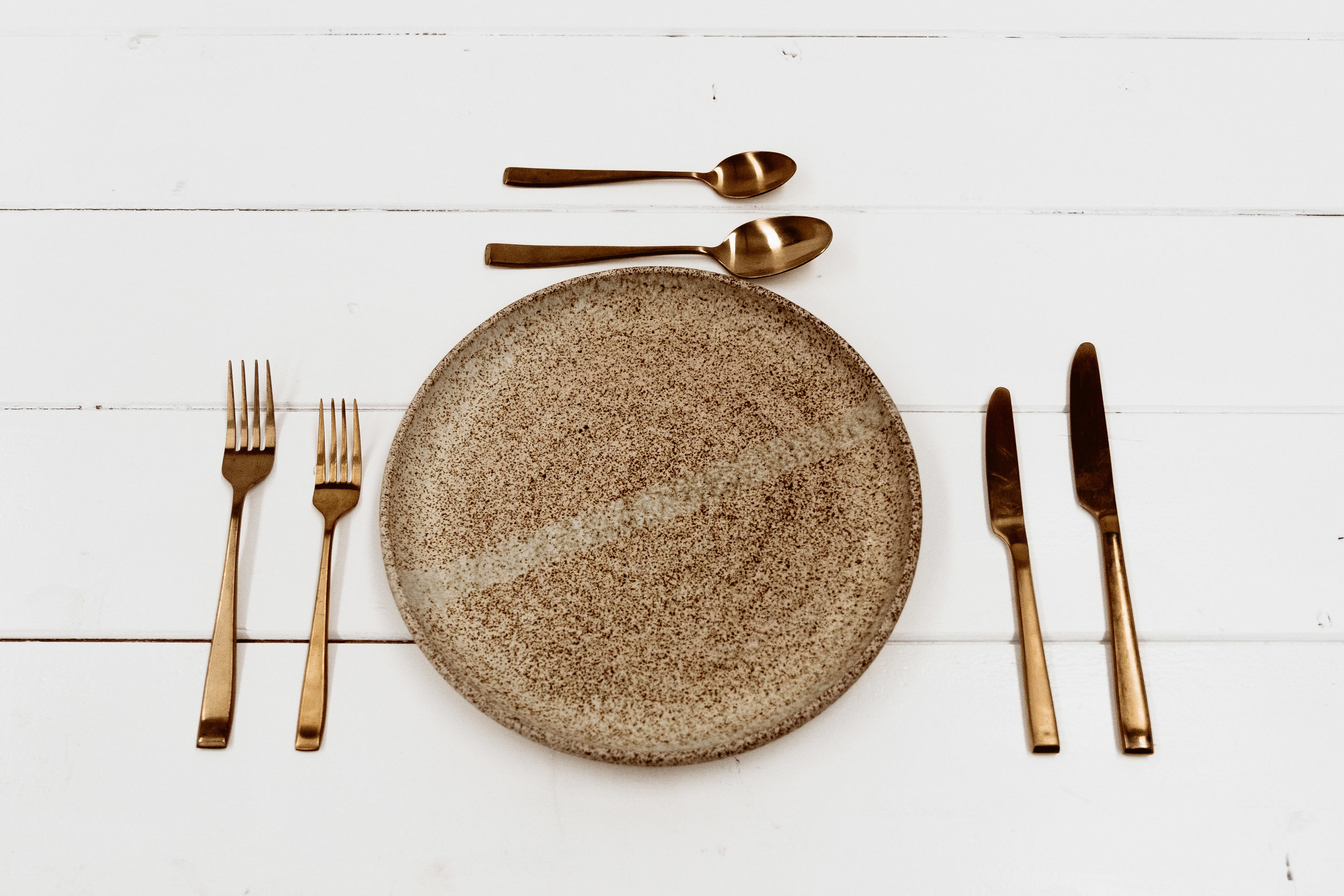 Wedding Marquee & Furniture Hire. Cutlery