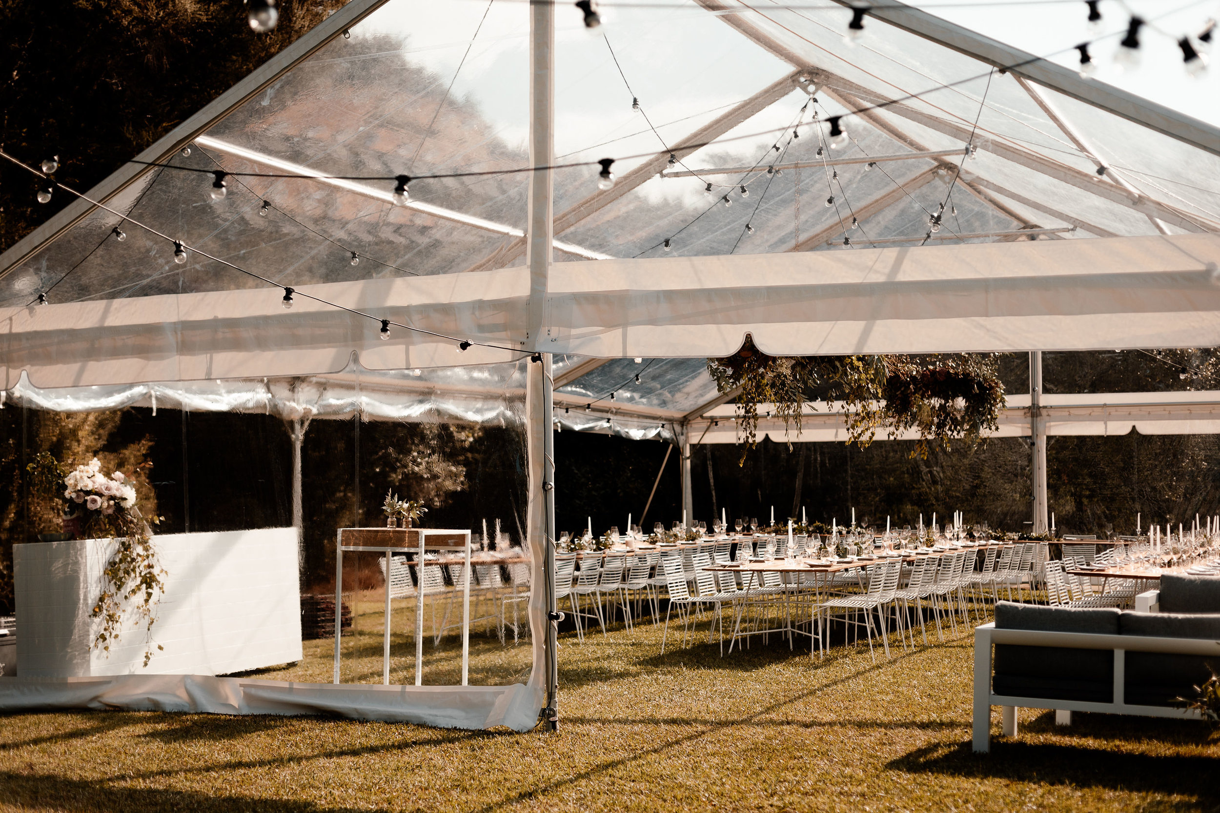 clear marquee hire auckland