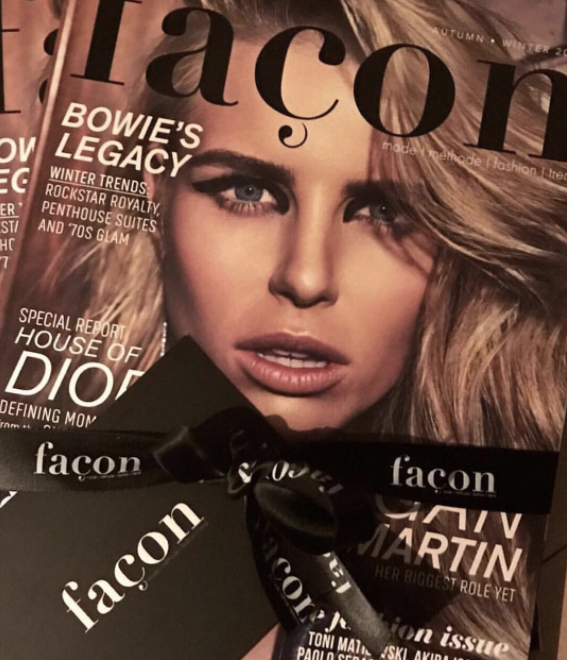 - Façon Issue 3