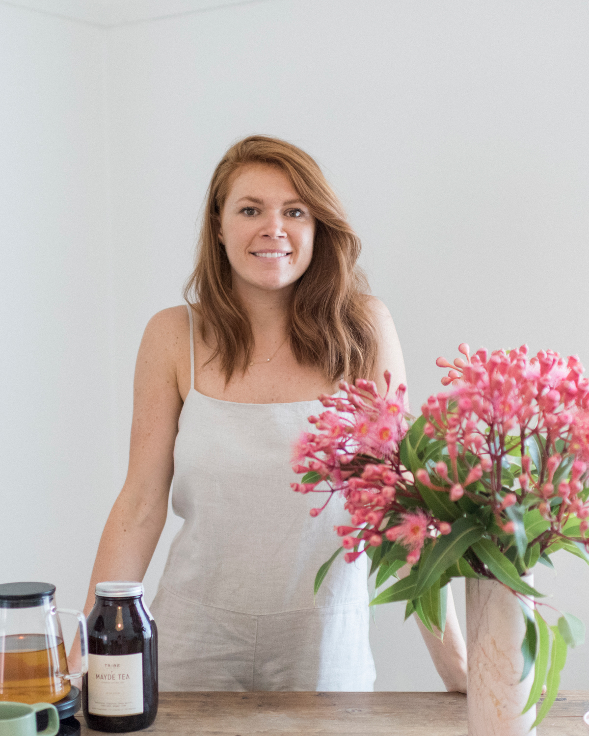 Tribe Natural Beauty owner, Nicole Stubbs