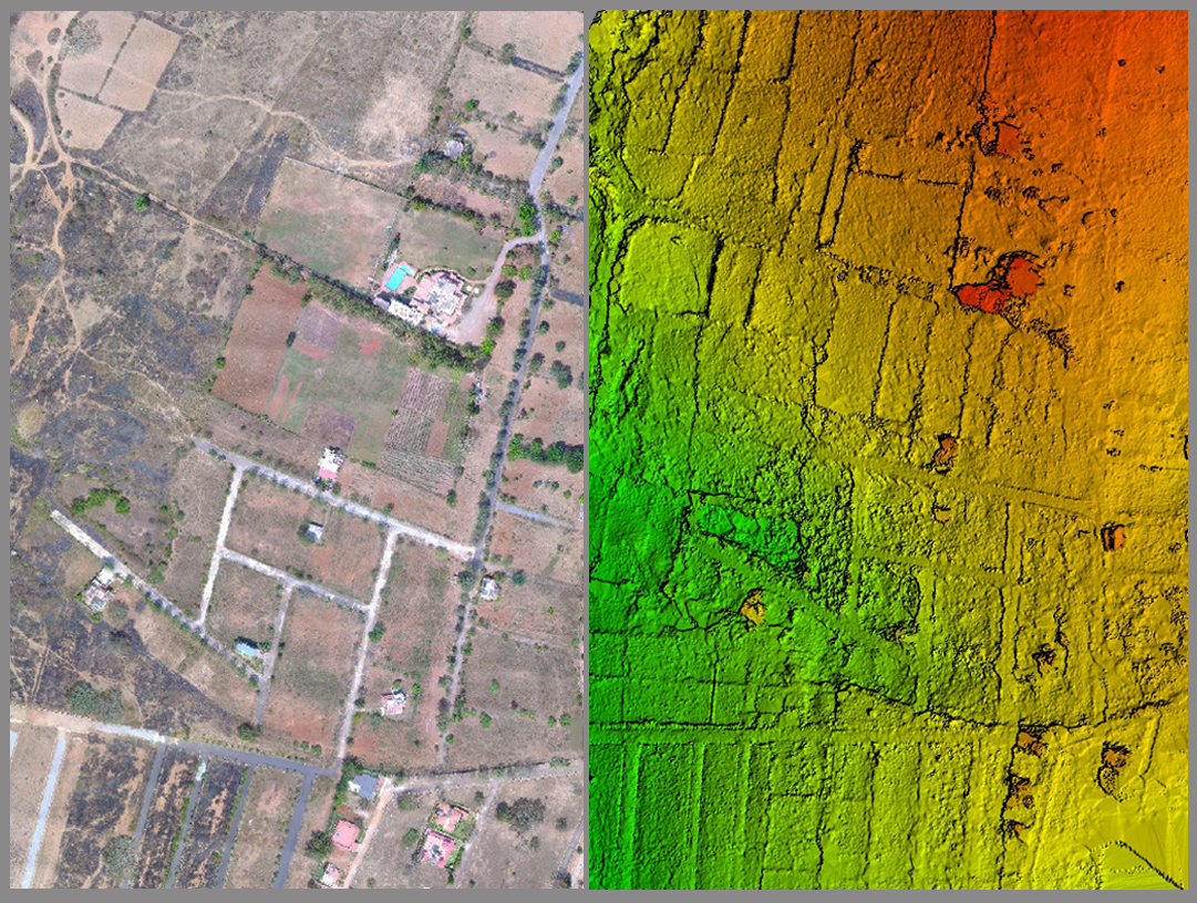 Aerial Survey & Mapping -