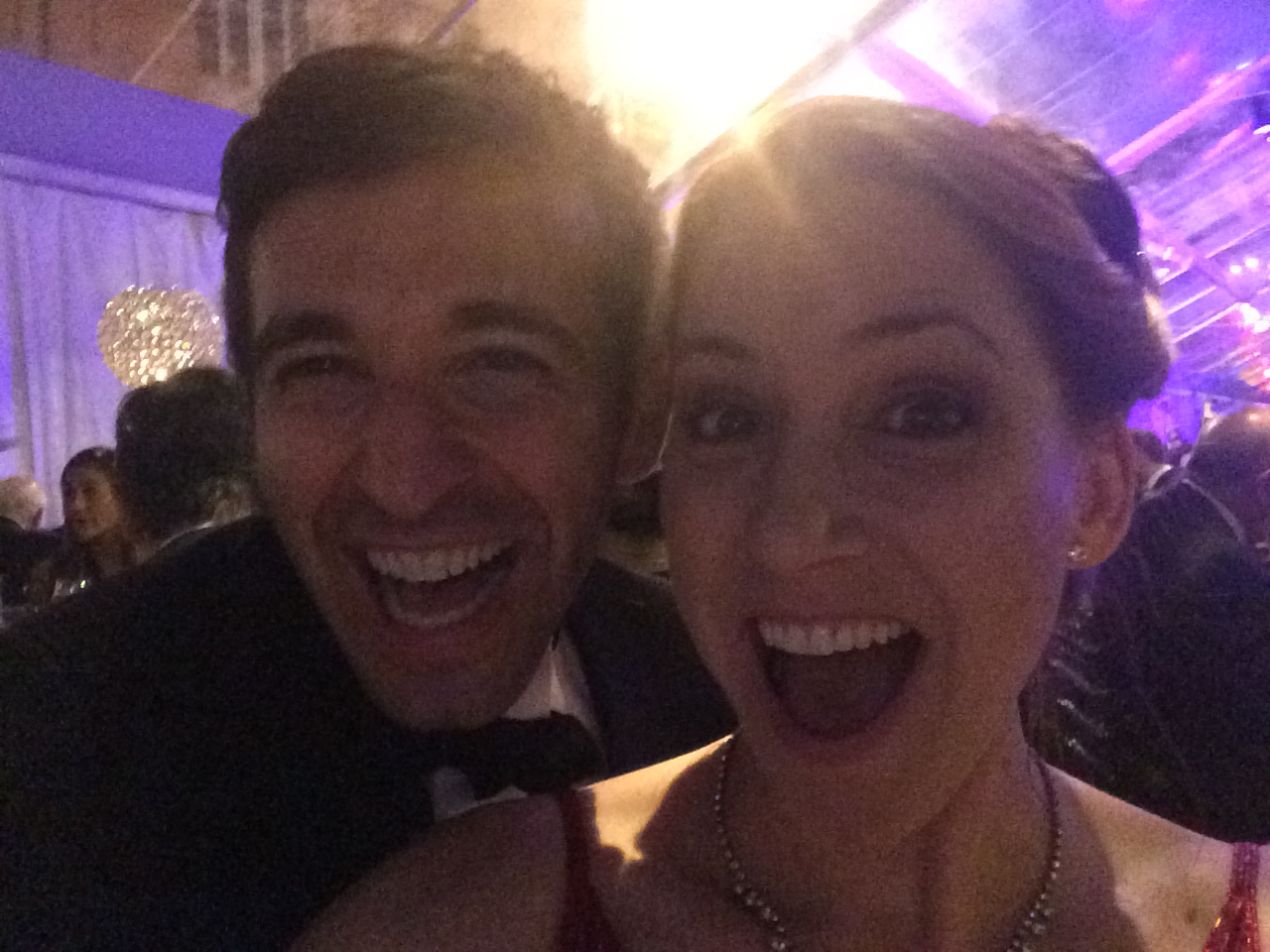 With Anthony Roth Costanzo at Opera Phila's Gala