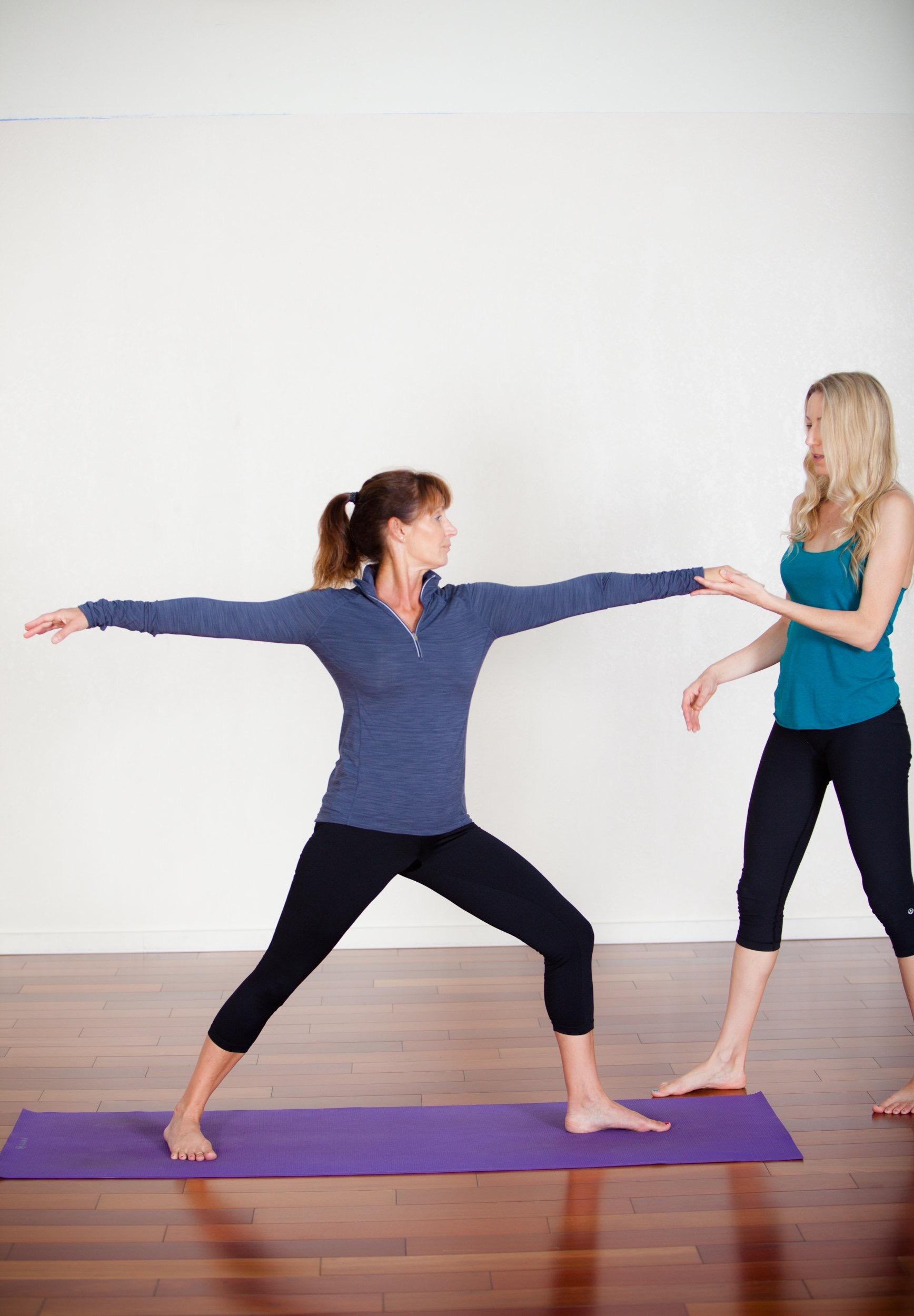 Kara Rosenthal - Take Kara Yourself Yoga