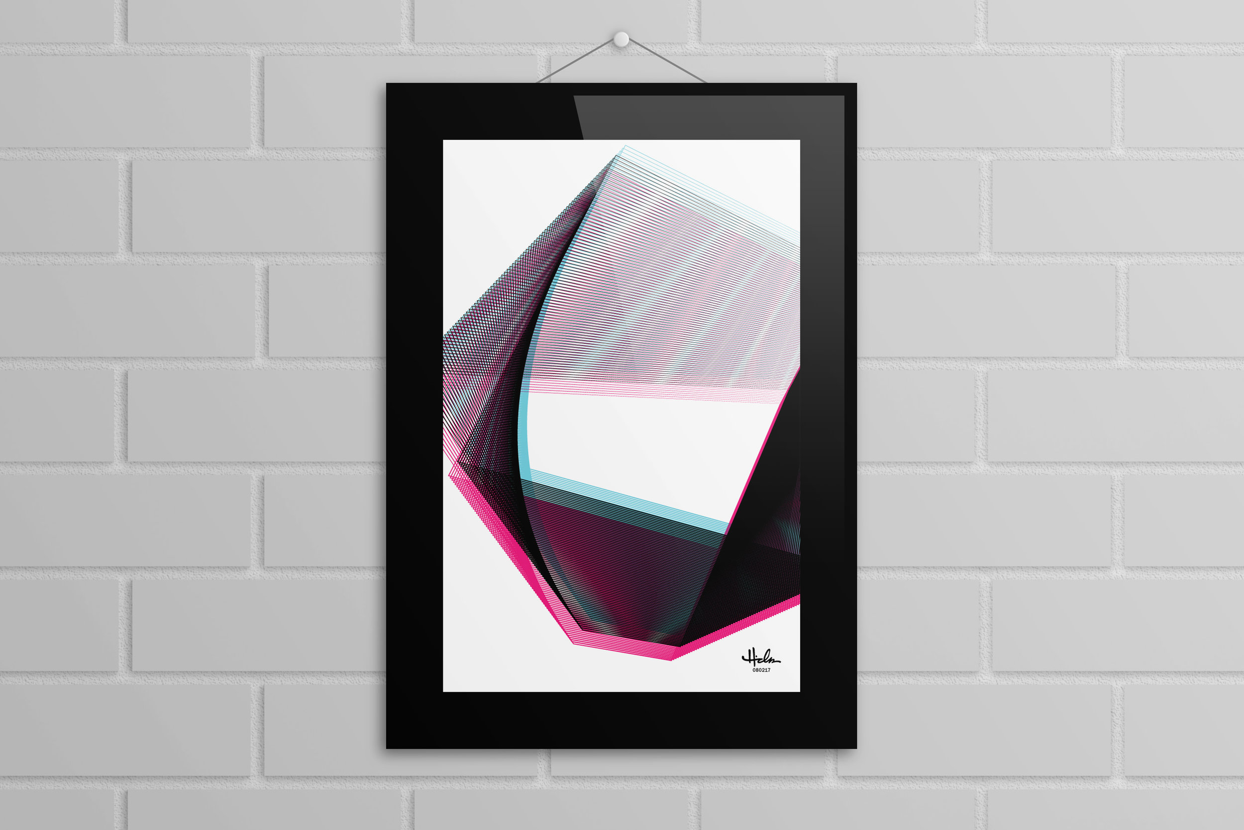 """""""In Stereo"""" Poster - Various sizes $20+"""