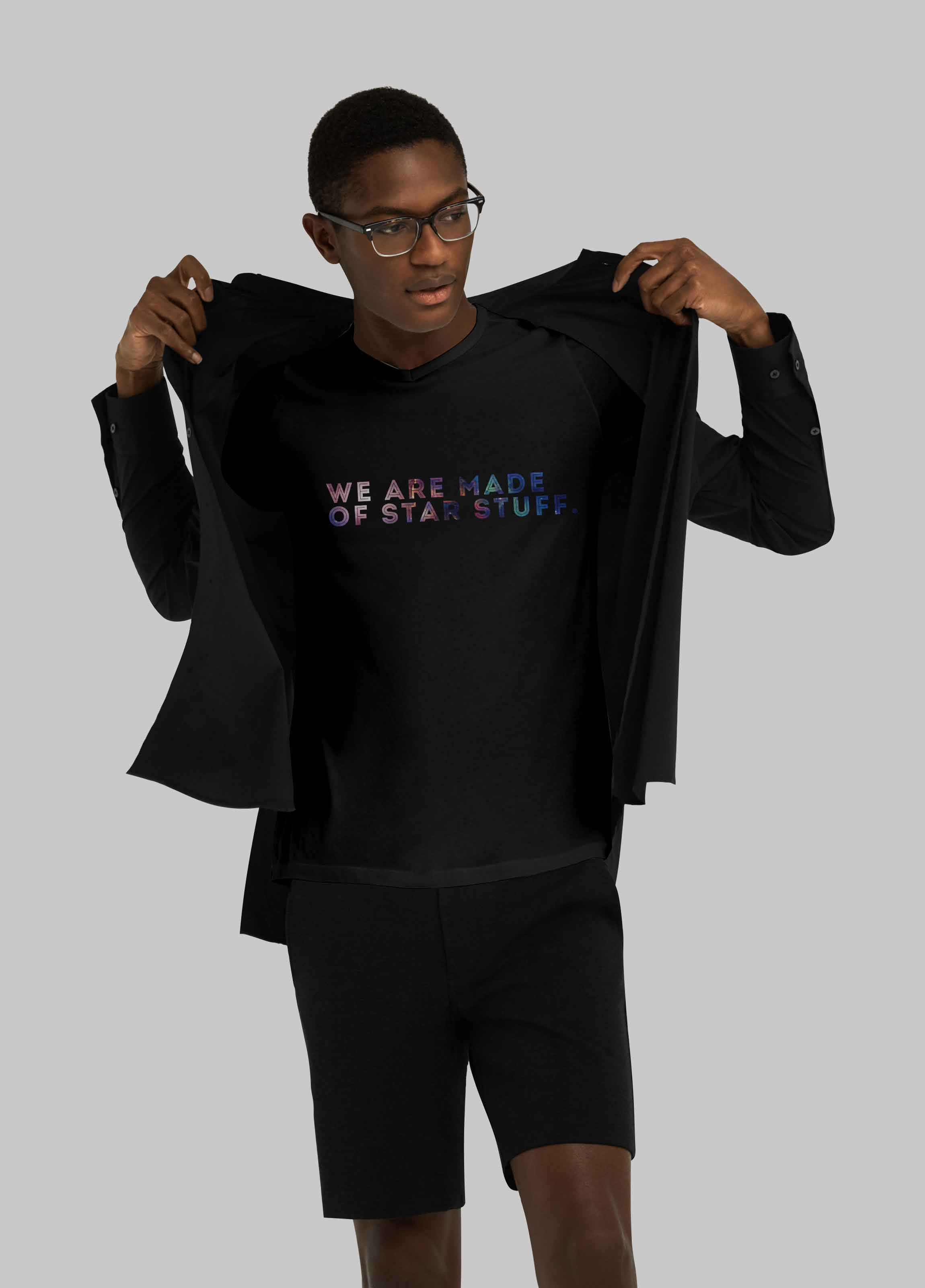 """""""We Are Made of Star Stuff"""" T-Shirt - $20"""