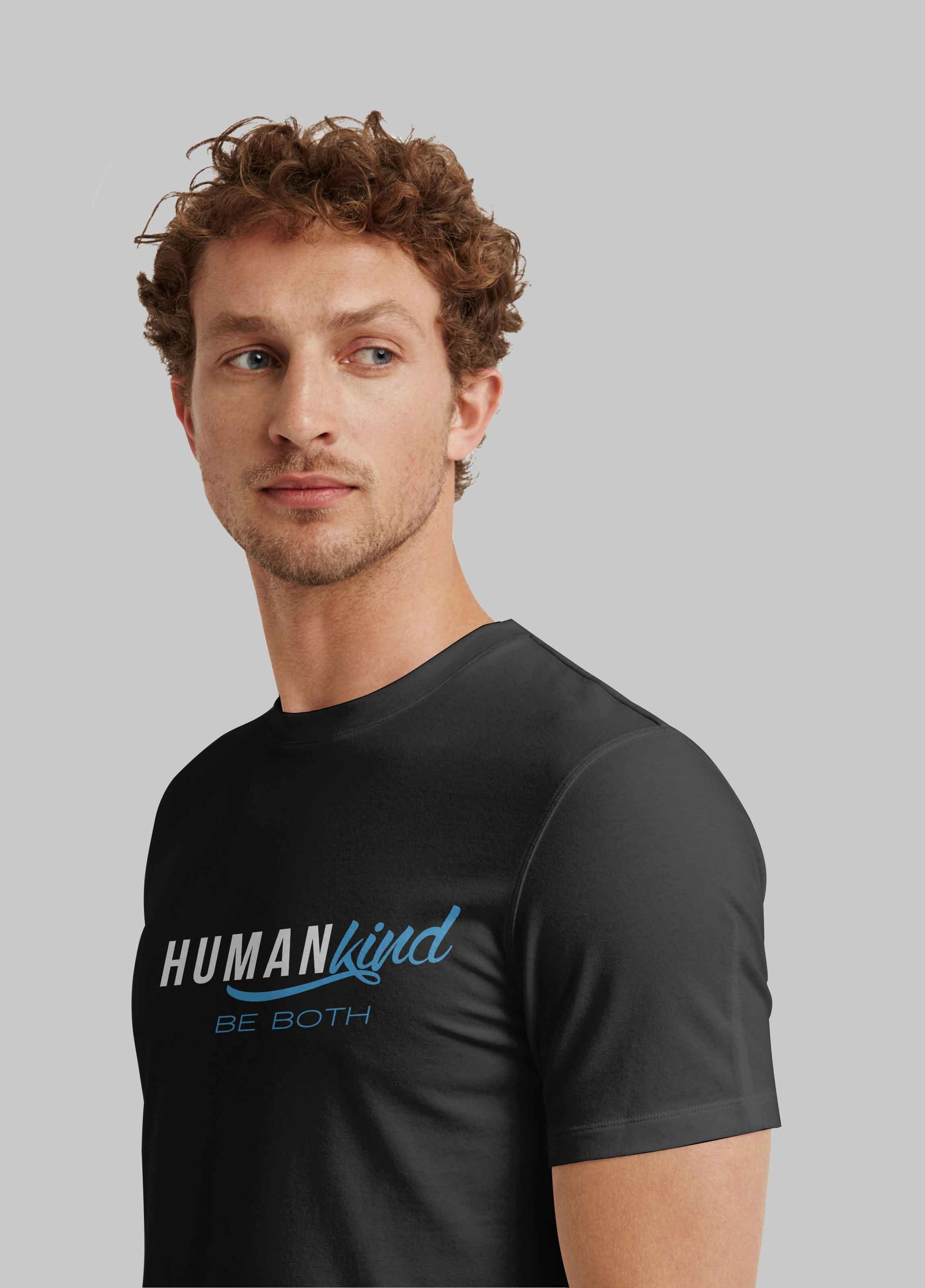 """Human Kind"" T-Shirt - $20"