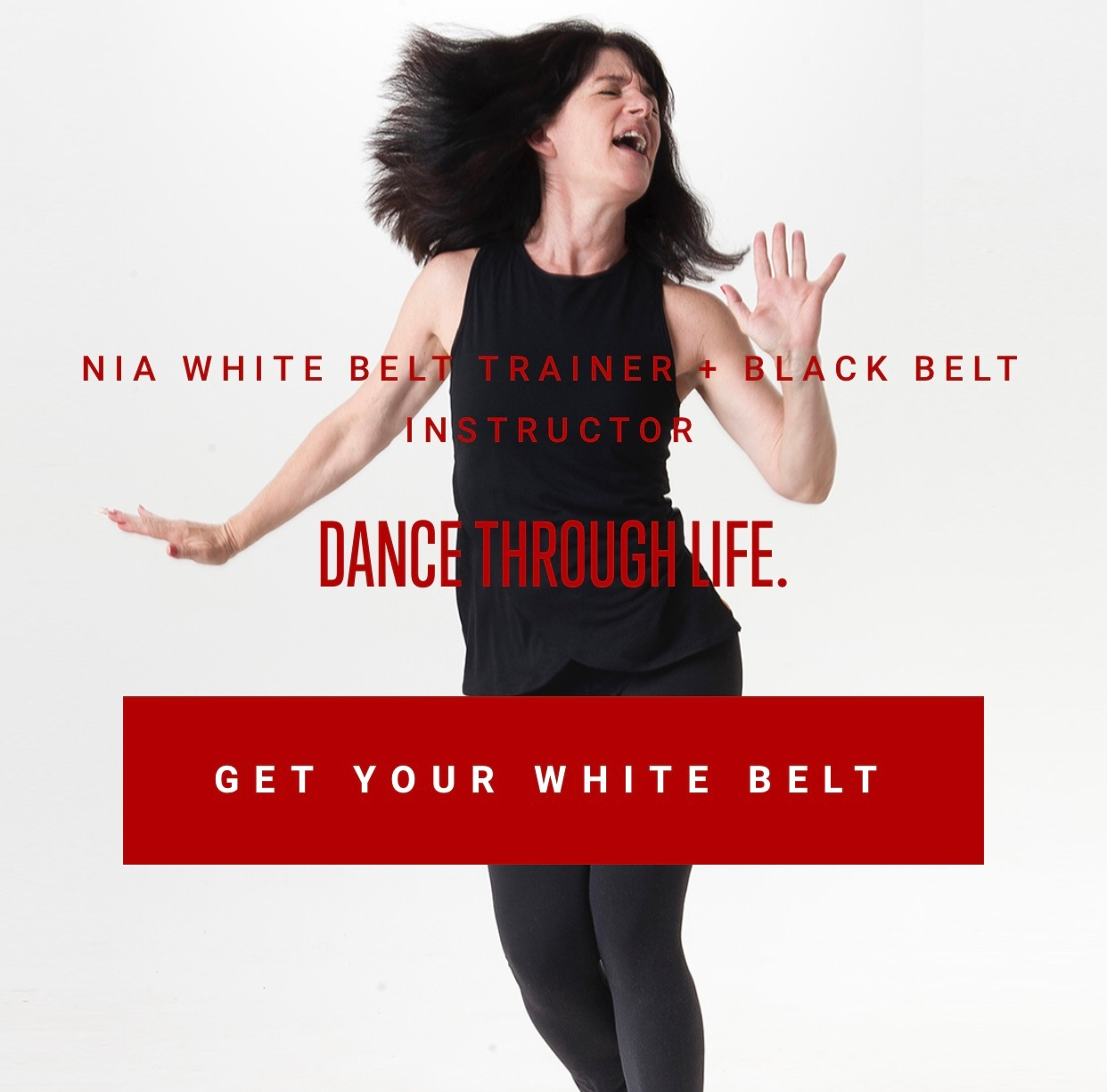 Membership Discount: 10% off Nia punch cards at the Kinesis Dance Location