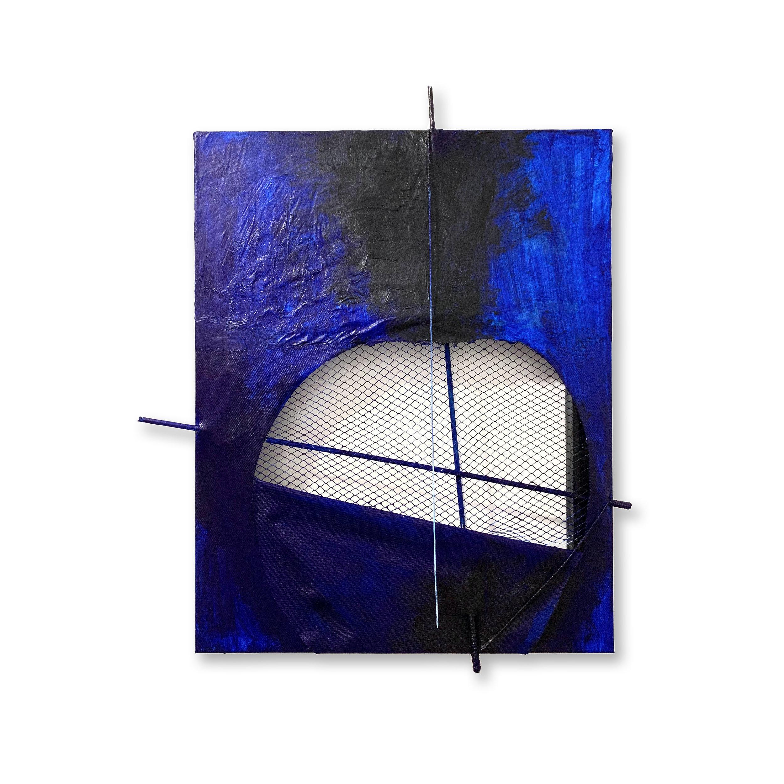 UNTITLED (BLUE), 2019