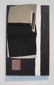 Alex Markwith, Untitled (Textural Painting 1), 2013