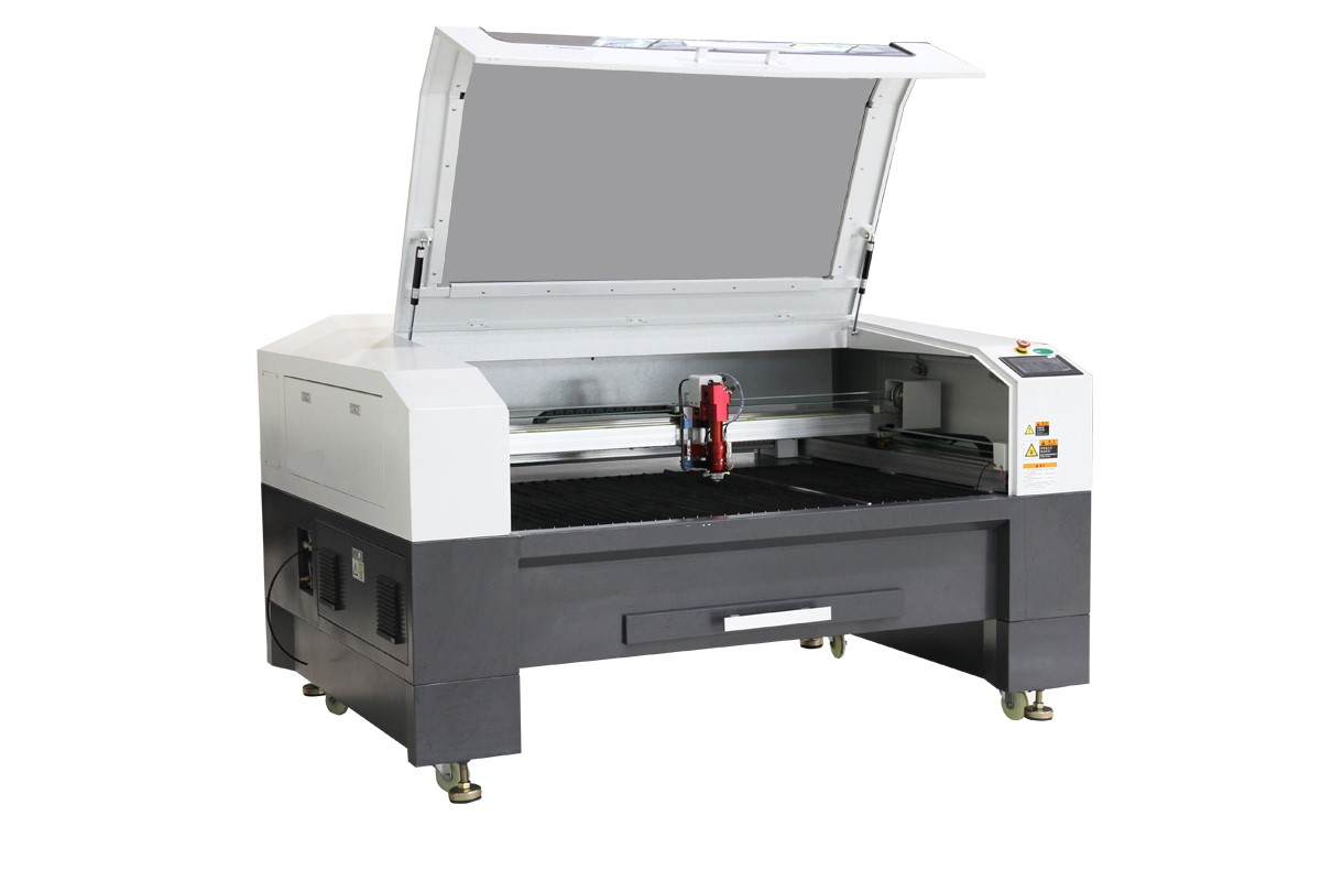 SP-13009SM - The perfect blend of capability & versatility, our smallest hybrid CO2 laser machine capable of cutting metals and non-metals.