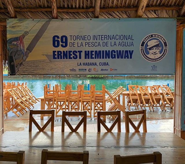 The 69th #HemingwayTournament is in the books! 18 teams from 11 countries, 23 marlin released, endless excitement and camaraderie in beautiful Cuban waters. #fish#havana!