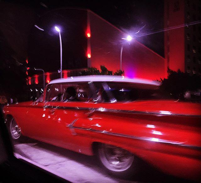 Red hot #Habana !🔥