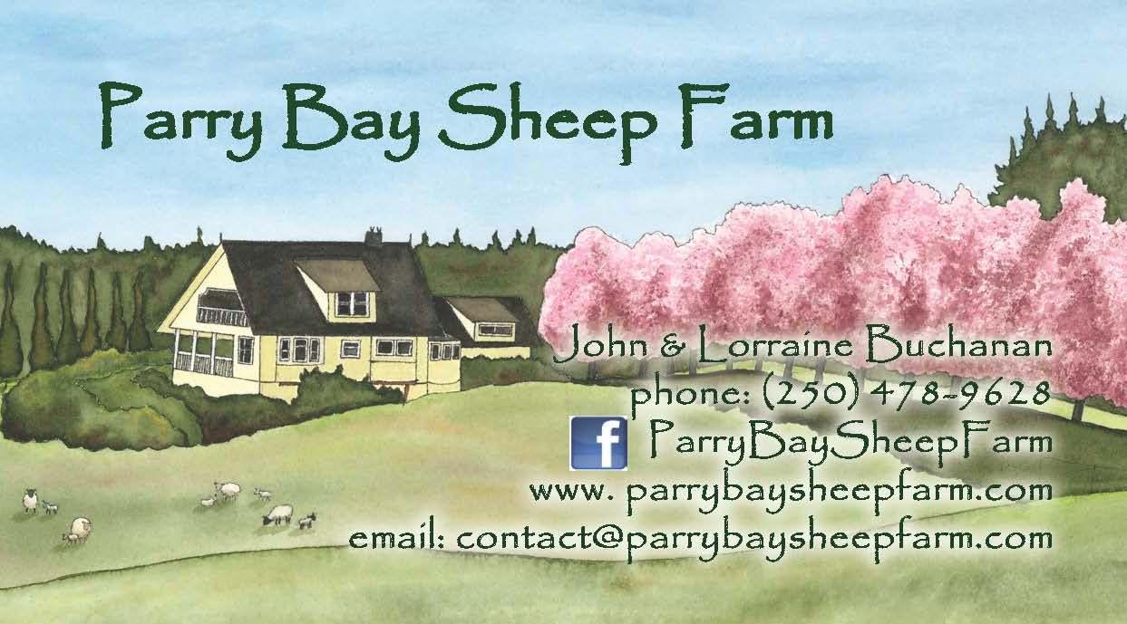 Parry Bay Sheep Farm