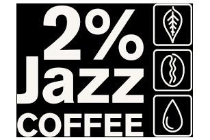 2% Jazz Coffee