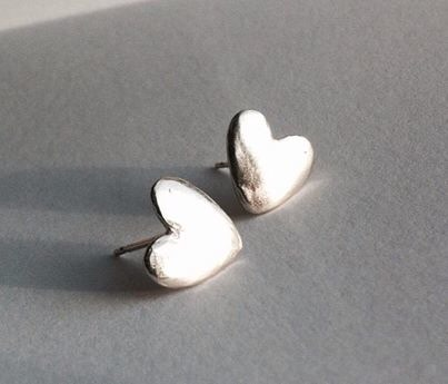 ... and don't forget the earrings ...  Love Earrings £90                                   Call Camilla to order yours 07796 170351