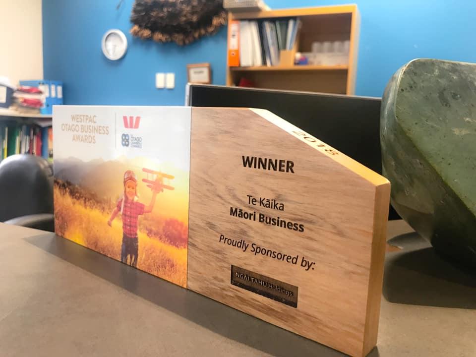 Māori Business Winner