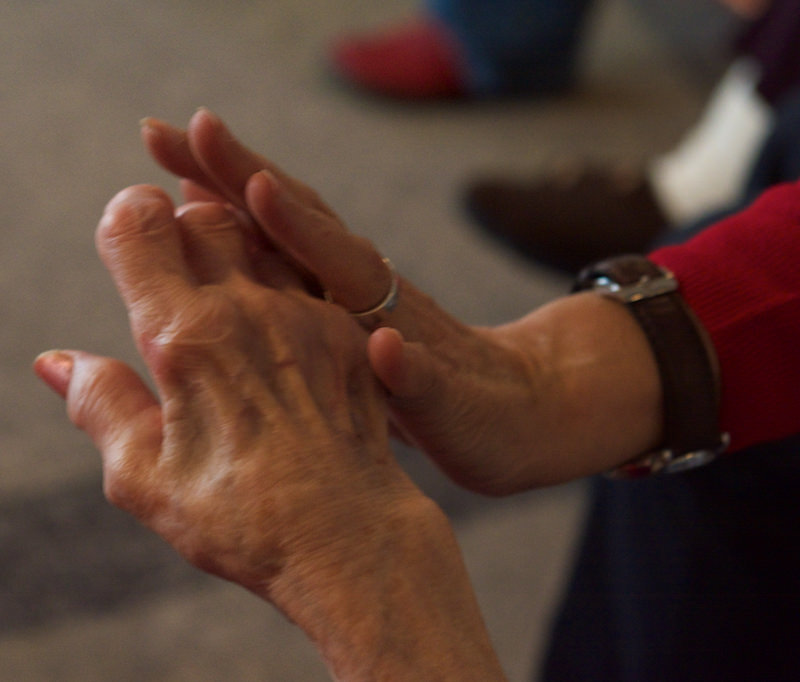 Working with older people and those affected by  dementia with Paula Turner
