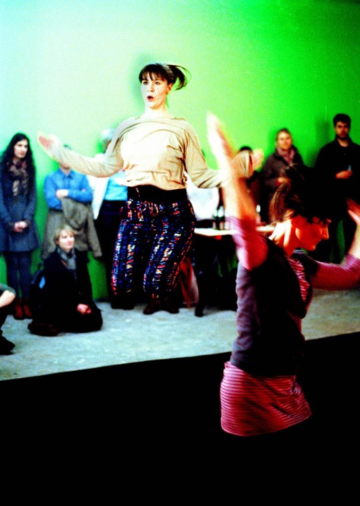 Dance Improvisation with Dance Artist & Yoga Teacher Paula Turner