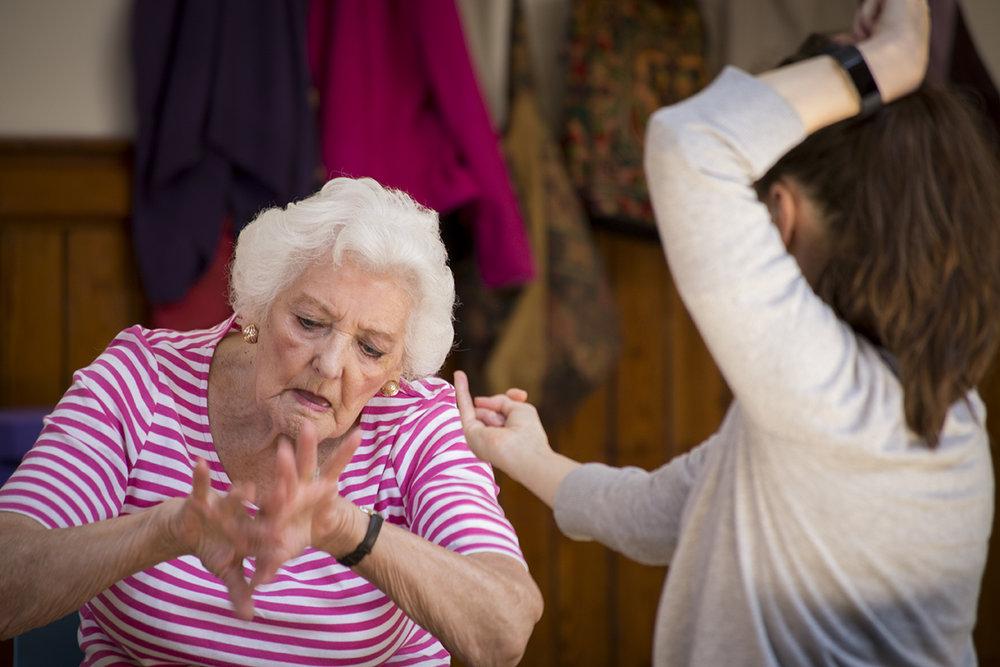 Eileen Dancing