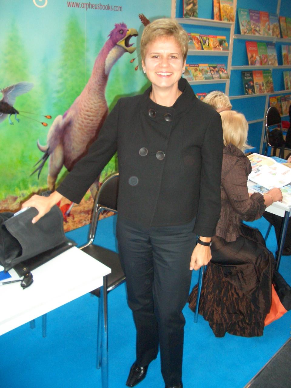 Lizenzrechte-Einkauf auf der Frankfurter Buchmesse