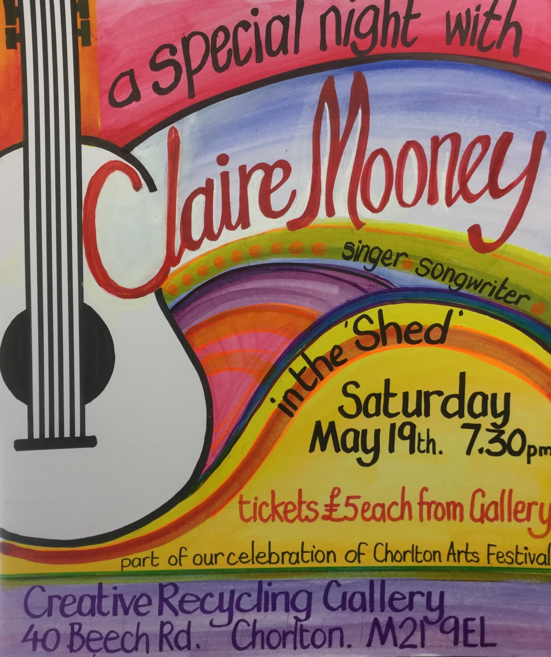 Events — Chorlton & Manchester Contemporary Art and Craft Gallery