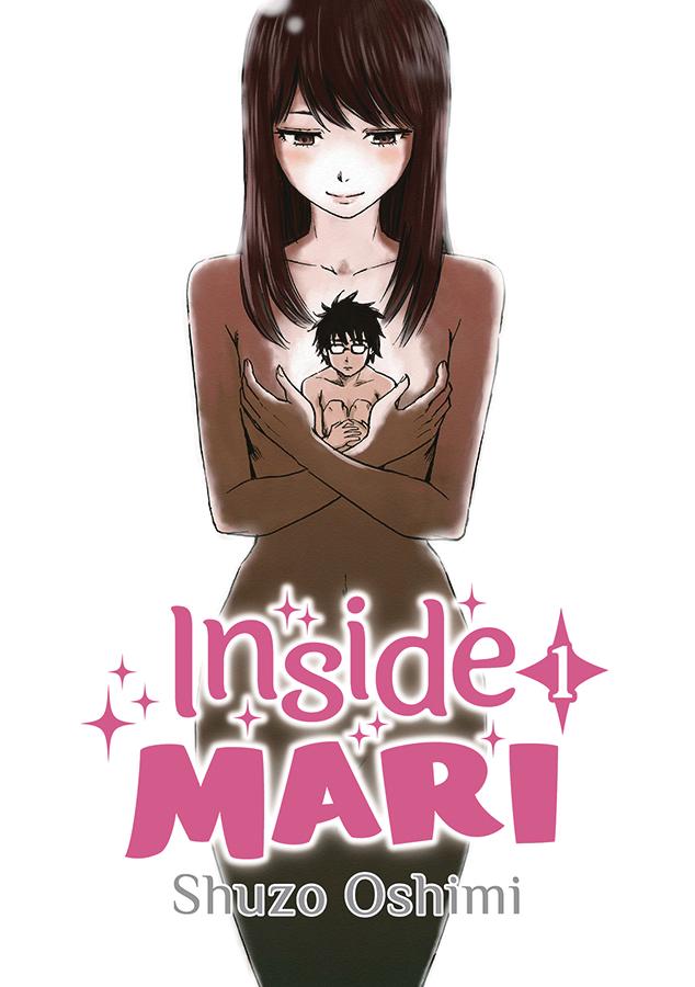 - 6. Inside Mari by Shuzo Oshimi (Denpa)