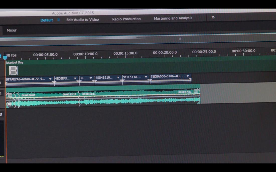 Remix creates new song arrangement