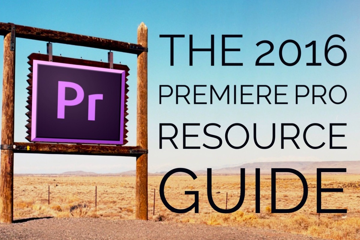 The best Premiere Pro tutorials, Twitter handles, blogs, and groups