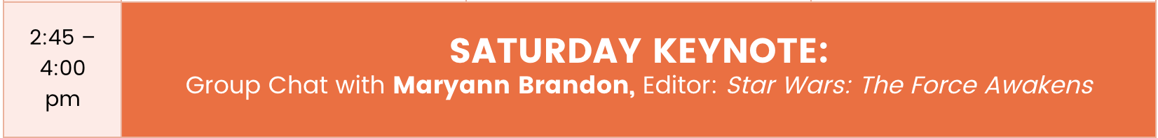 Go to  Maryann Brandon's bio