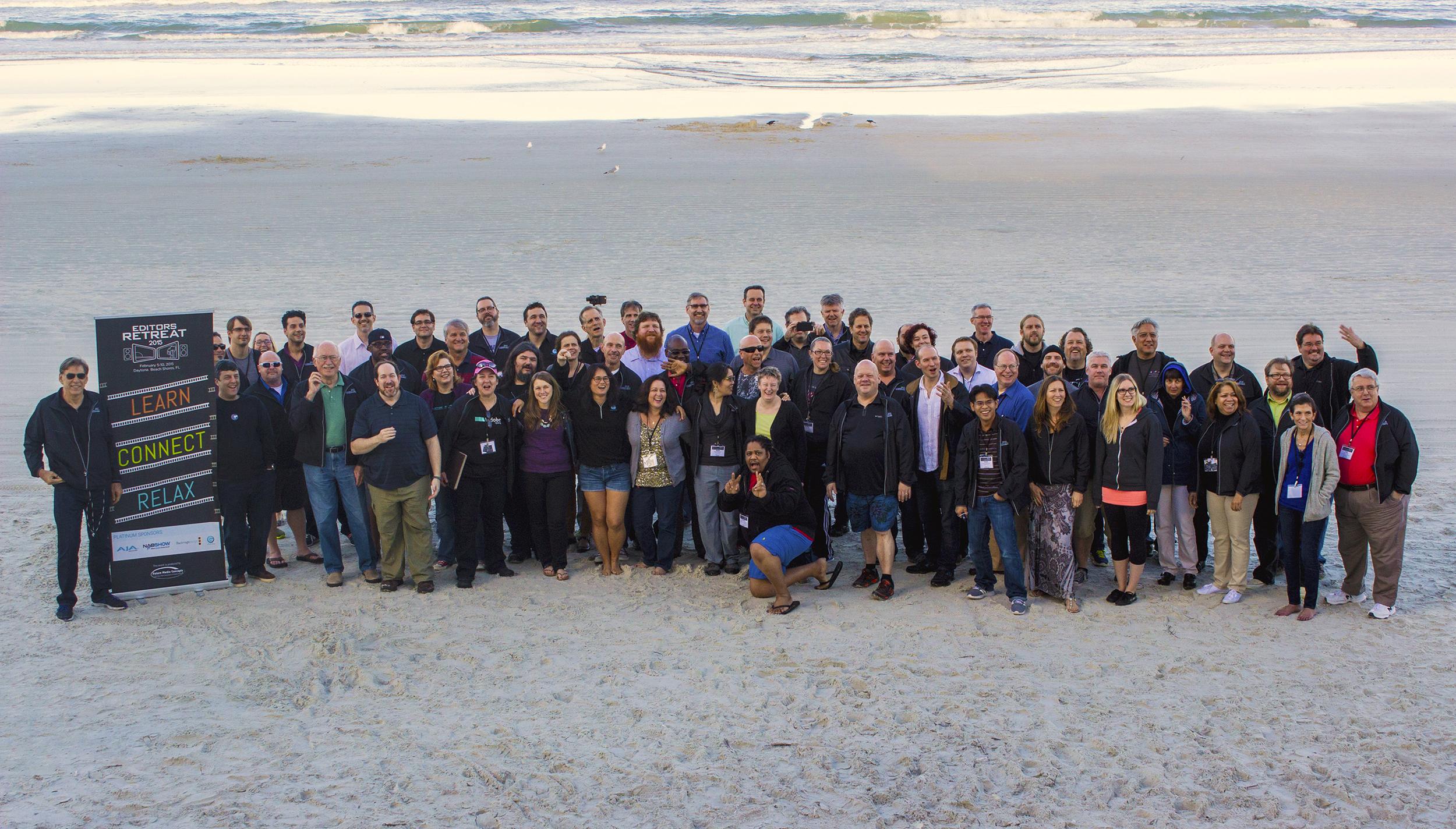 Editors Retreat, Daytona, FL