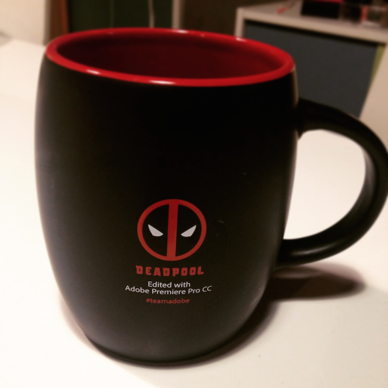 Premiere Pro — Weapon of Choice for Deadpool