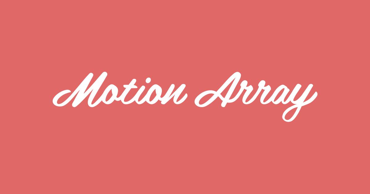 motion-array