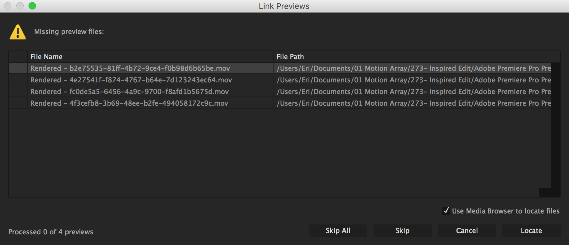 motion-array-premiere-pro-template-missing-rendered-files
