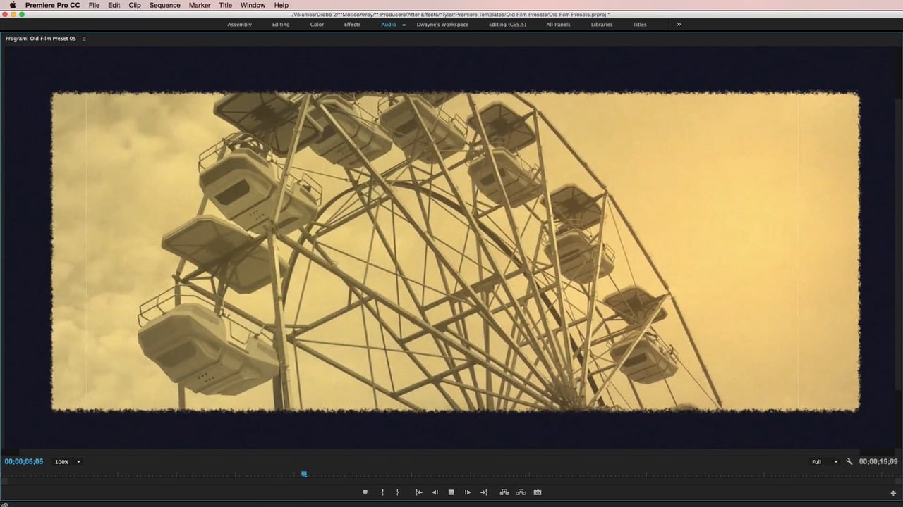 premiere-pro-old-film-look