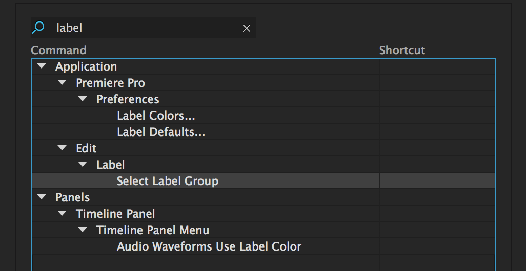 premiere-pro-select-label-group-shortcut