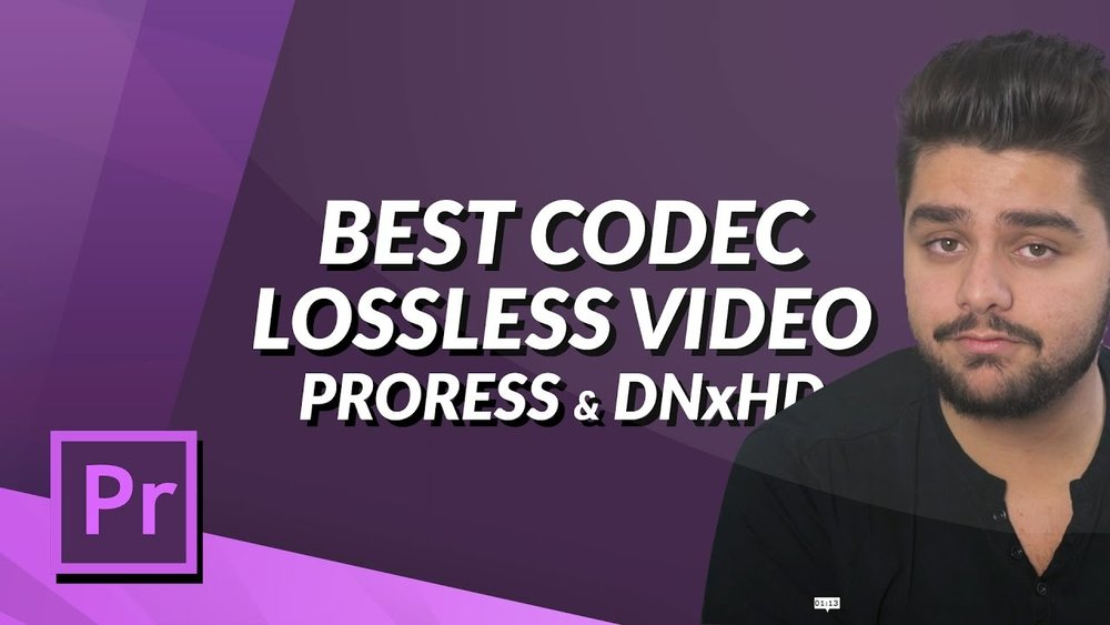 Ignace Aleya: Best Lossless Codec for Exporting Video