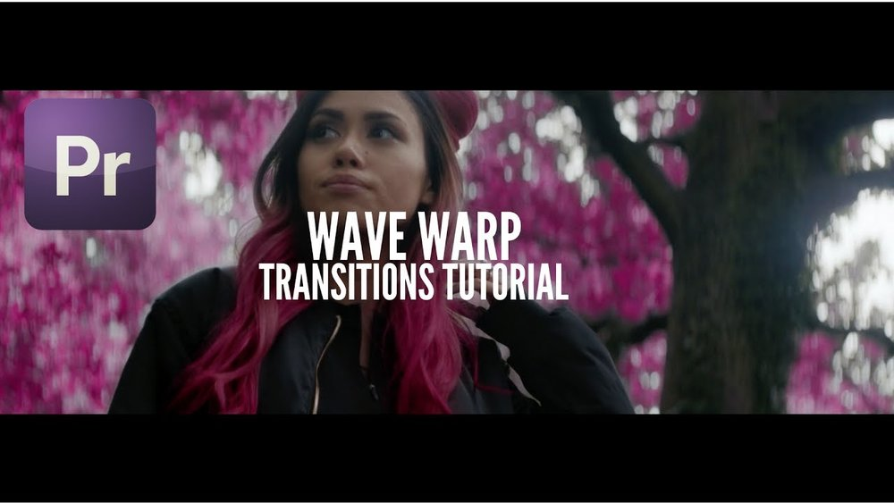 BJK Productions: RGB Wave Warp Transition in Premiere Pro — Premiere Bro
