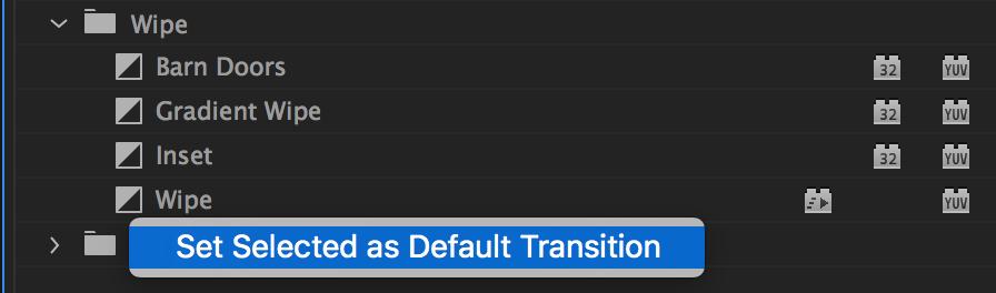 default-video-transition-premiere-pro