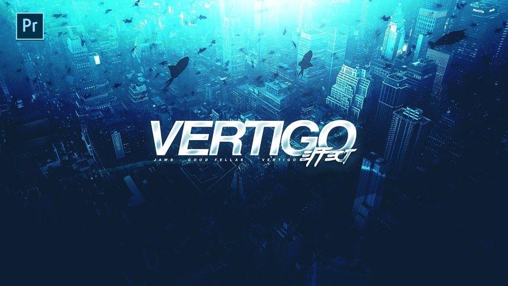 Steven Van: Vertigo/Dolly Zoom Effect in Adobe Premiere Pro