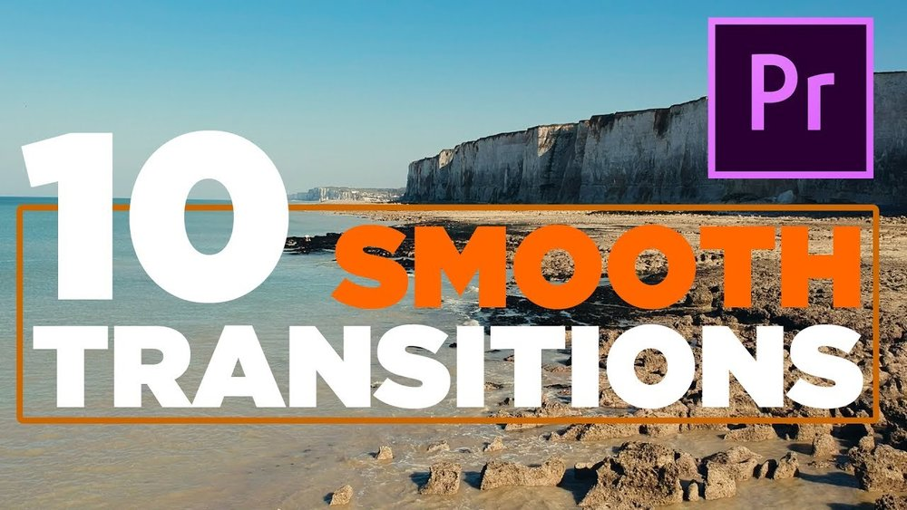 Orange83 Smooth Transition Preset 10 Pack For Premiere Pro