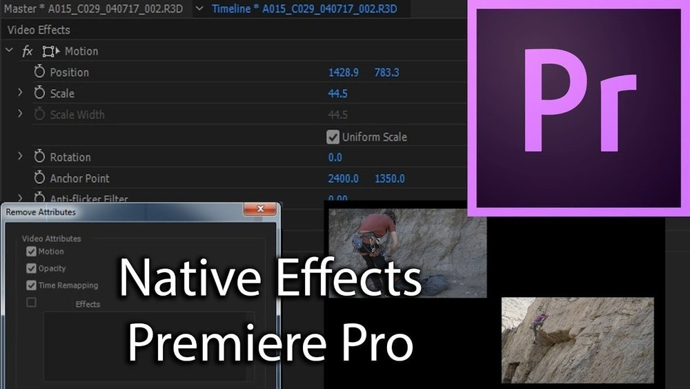 Chinfat: E31-35 Tutorials Premiere Pro CC 2018 (5 Videos