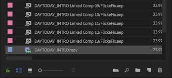 Dynamic Link to After Effects.  Via Chris Cordova