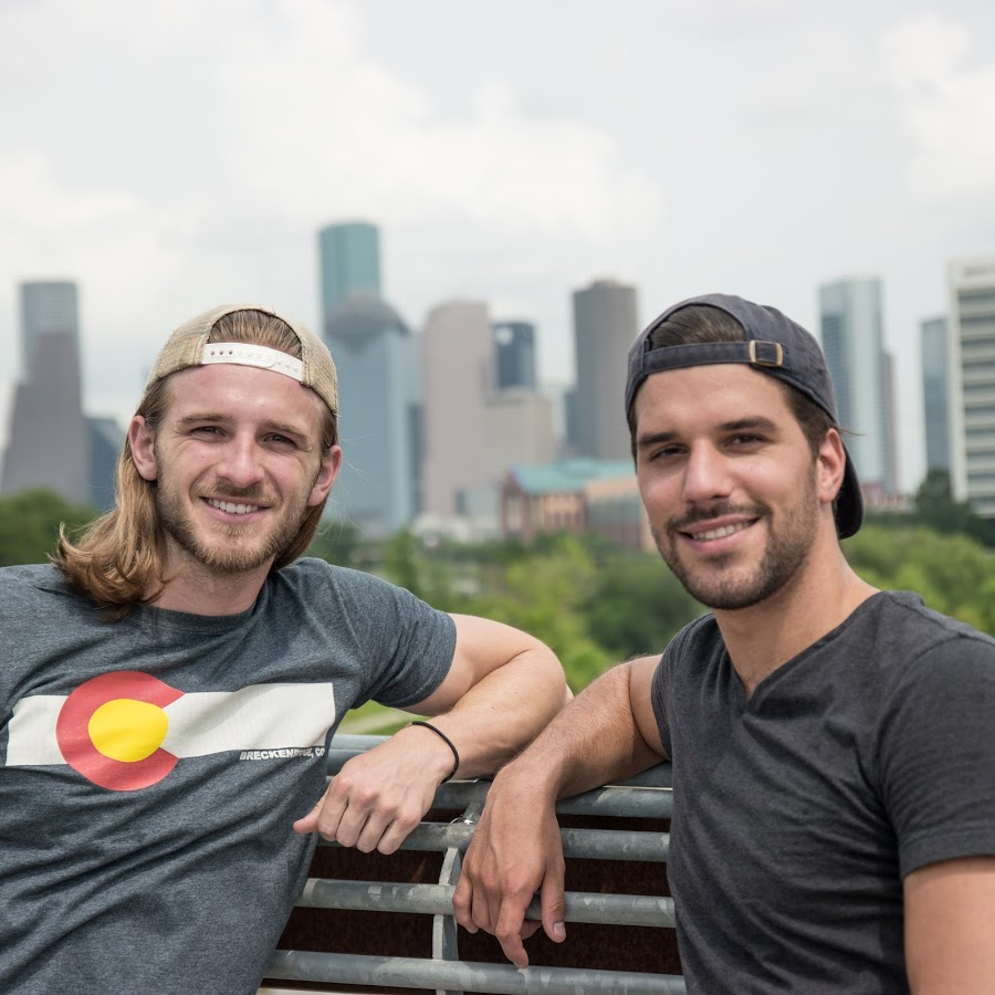 Venture Addicts - Venture Addicts is Mac, Jacob and Tim. Together, they discovered they're passion for travel and video content creation. 2 years later, they quit they're day jobs to work with clients and travel the world. Support them and stay up-to-date by subscribing to their YouTube channel and following them on Instagram.