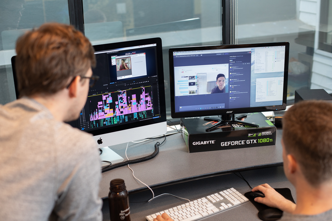 """Sept 10, 2018 —  The editors behind """"   Searching   """" share how they used    Premiere Pro   , Illustrator, and After Effects to cut a feature and redefine the """"on-screen"""" film. —    Andy Young     ,      Frame.io"""