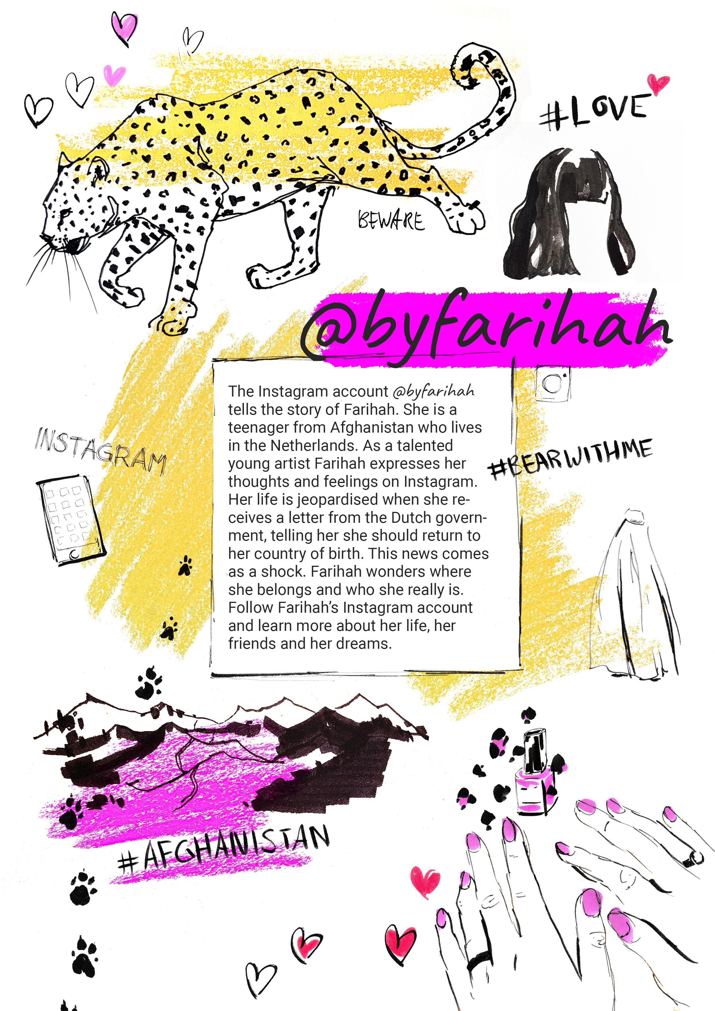 Launch @byfarihah - October 31