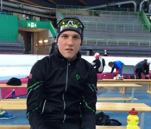Lars Ottar Jorde er en av våre mange løpere til helgens storstevne i Vikingskipet