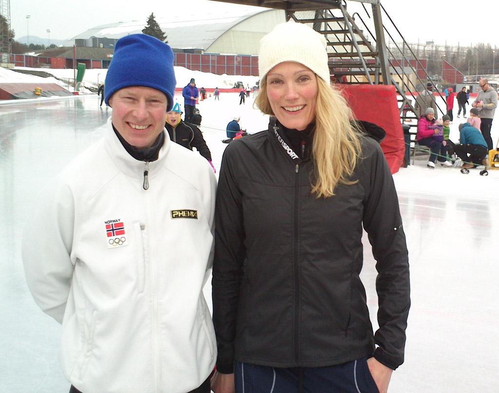 Petter Andersen og Ellen Kathrine Lie