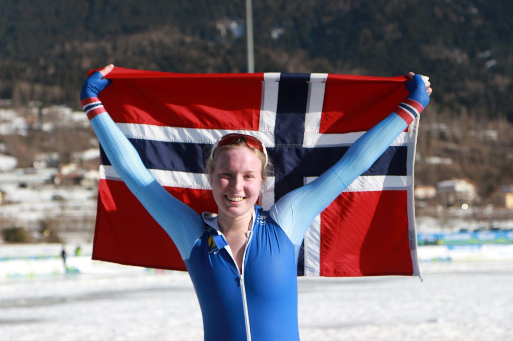 Gull til Ragne, ASK og Norge!